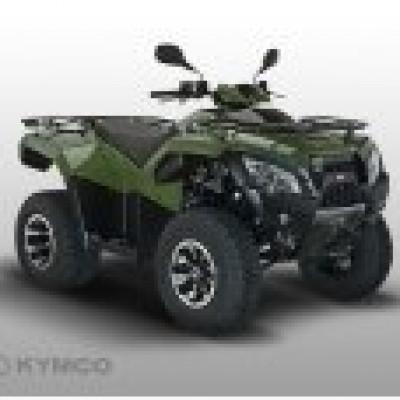 MXU 300 on road