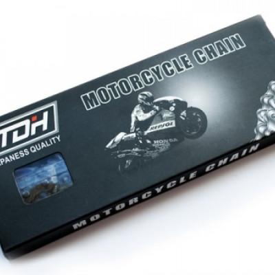 LANAC X-RING TDH 520 UX OTVOREN SA SPOJNICOM / 118 LINKOVA (ZA MOTOCIKLE DO 750 CCM / 60 KS)