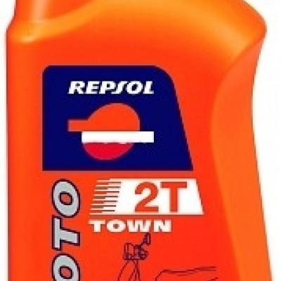 Repsol Moto Town 2T / ULJE ZA DVOTAKTNE MOTORE <BR>* 1 LIT