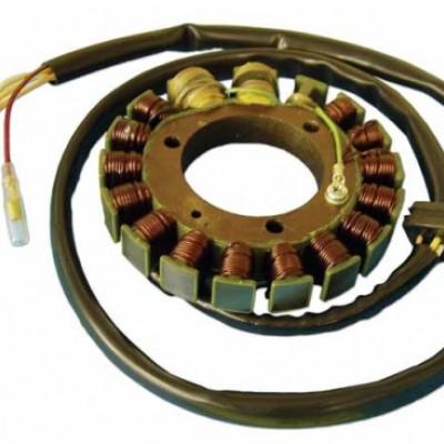 ALTERNATOR / STATOR / NAMOTAJI - ELECTREX <BR>* HONDA XL350R, XR350, XL500R, XR500R, XL600, XL600R, XR600R