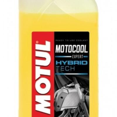 MOTUL MOTOCOOL EXPERT <BR>* RASHLADNA TEKUĆINA / ANTIFRIZ ZA MOTOCIKLE SKUTERE, ATV, QUAD <BR>* 1 LITRA