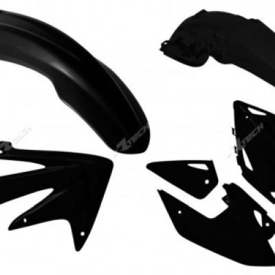 SET / KOMPLET PLASTIKA HONDA CRF 450X (05-07) CRNA <BR>* PROIZVOĐAČ: RTECH